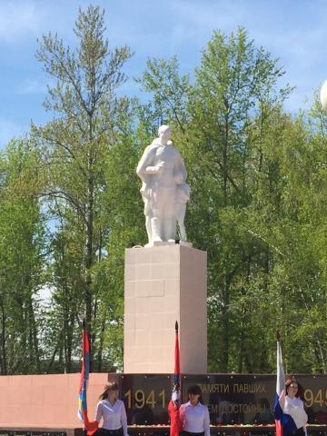 ФаворитСтрой Проект реконструкции Сквера Победы