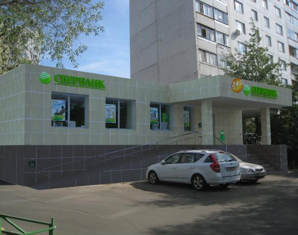 Дизайн-проект Сбербанка России от ФаворитСтрой
