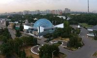 павильон Атомной Энергии на ВДНХ от ФаворитСтроя